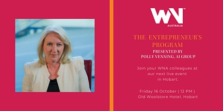 WNA Hobart Luncheon | The Entrepreneur's Program tickets
