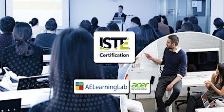 Get ISTE Certified Completely online tickets
