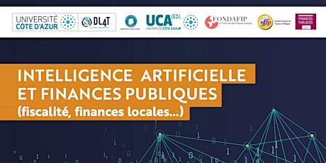 Intelligence artificielle et Finances publiques billets