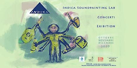 INDICA - Voces Intimae biglietti