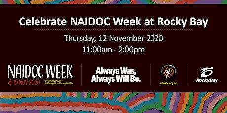 Celebrate NAIDOC Week at Rocky Bay tickets