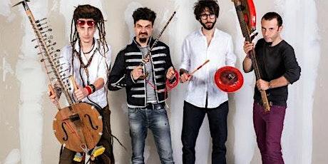 """""""Ripartiamo in bellezza"""" con la band Riciclato Circo Musicale biglietti"""