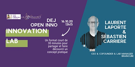 "Dej Open Inno : ""Lab Innovation"" billets"