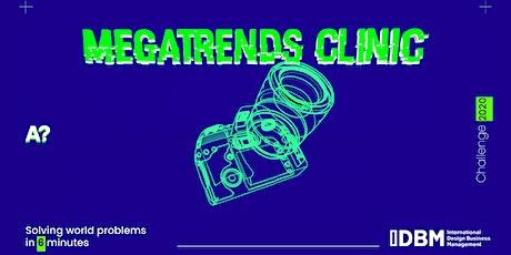 IDBM Challenge 2020: Megatrends Clinic tickets