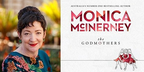 Meet Monica McInerney via Zoom in the Library tickets