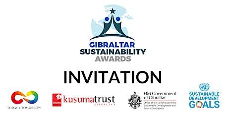 Sustainability Awards entradas