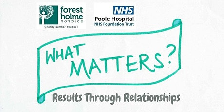 Palliative Care Conference: What Matters - Results Through Relationships tickets