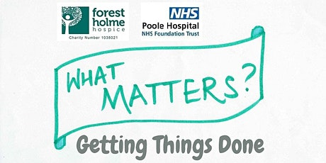 Palliative Care Conference: What Matters - Getting Things Done tickets