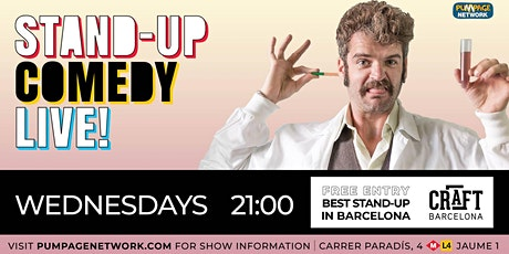 Stand Up Comedy Live tickets