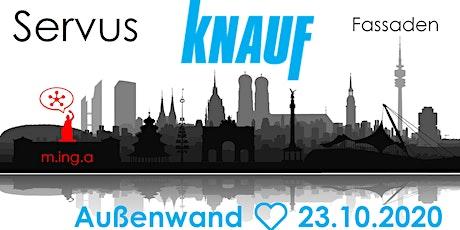 OOH Servus Knauf Tickets