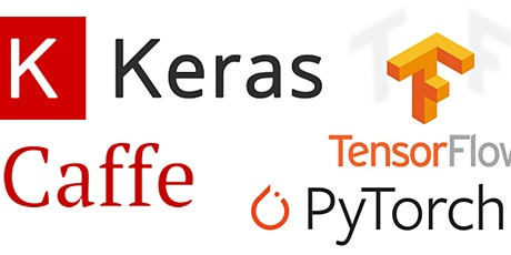 $50!! AI / ML with Pytorch, Tensorflow, Keras, MxNet Deep Learning training tickets