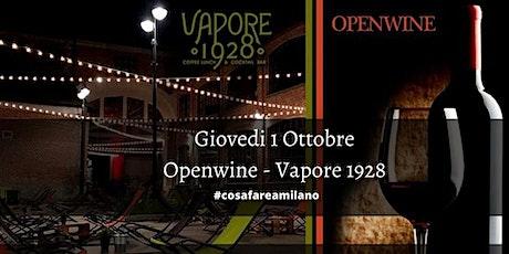 OPENWINE - FABBRICA DEL VAPORE - Eventi AmaMi biglietti