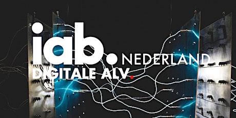 IAB Nederland - Digitale ALV tickets
