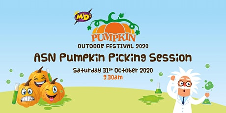 Autism Friendly Session - Pumpkin Outdoor Festival 2020 tickets