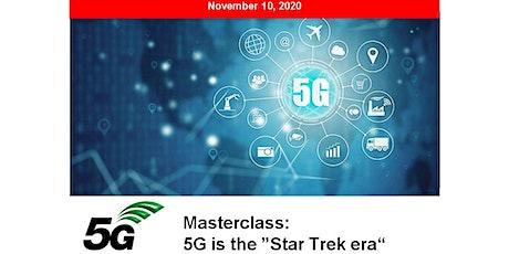 5G Masterclass 2020 tickets