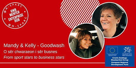 Goodwash - O sêr chwaraeon i busnes... from sport stars to business... tickets