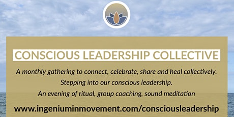 The Conscious Leadership Community - October 2020 tickets