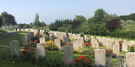 Half Term CWGC War Hero Eye Spy at Weston Mill Cemetery War Graves tickets