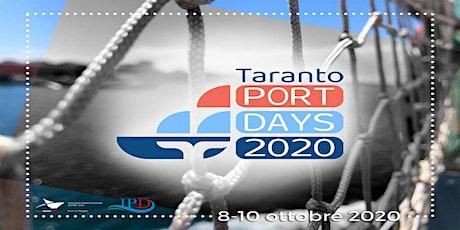 """Aperitivo dell'innovazione-Premiazione Contest""""Taranto: la mia città-porto"""" biglietti"""