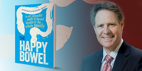 The Happy Bowel with Dr Michael Levitt tickets