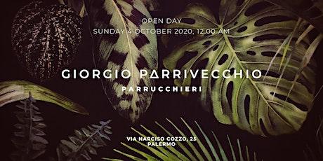 Giorgio Parrivecchio OpenDay biglietti