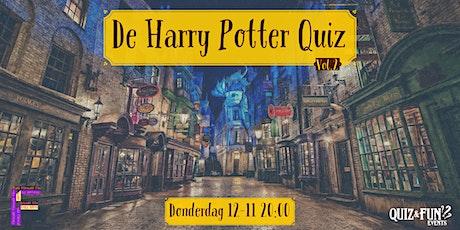 De Harry Potter Quiz  vol.2| Utrecht tickets
