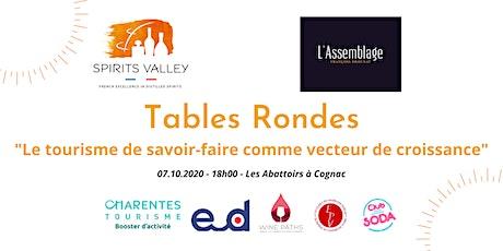 Tables Rondes - L'Assemblage entradas