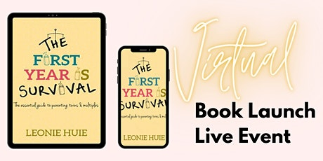 The First Year Is Survival - Live Book Launch! tickets
