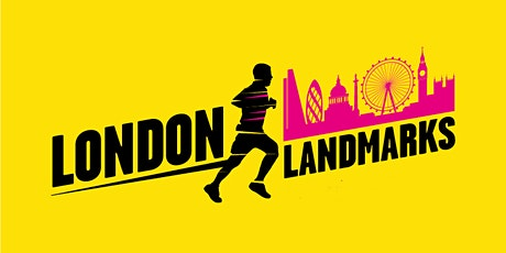 London Landmarks Half Marathon 2021- Live event - NDCS Charity Entry tickets