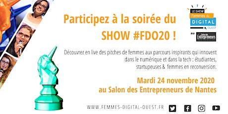 FDO I SHOW #FDO20 : La soirée billets