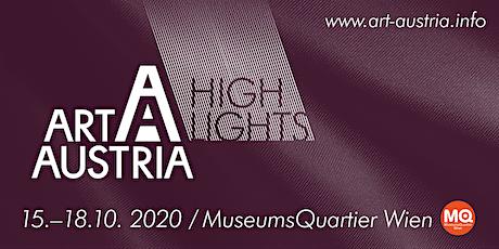 ART AUSTRIA HIGHLIGHTS 2020 Tickets