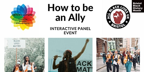 How to be an Ally tickets