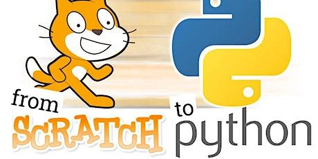 Coding Class: Da Scratch a Python biglietti