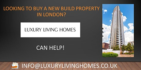 Buying New Build Property (s) in London: Options provided tickets