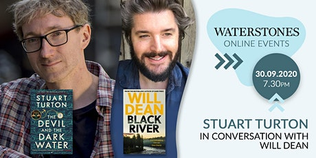 The Devil and the Dark Water: Stuart Turton in conversation with Will Dean tickets
