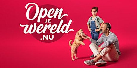 Open Deuren - online tickets