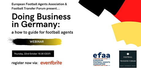 Doing Business in Germany tickets