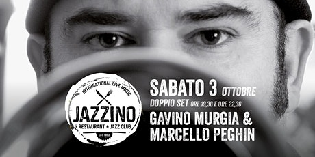 Gavino Murgia & Marcello Peghin - Live at Jazzino tickets
