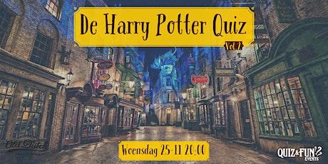 De Harry Potter Quiz  vol.2  Breda tickets