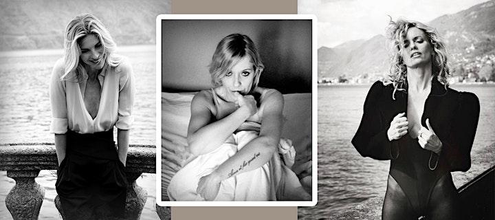 Immagine Monica Cordiviola: la sublimazione della sensualità nel ritratto femminile