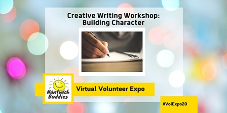 Creative Writing Workshop: Building Character tickets