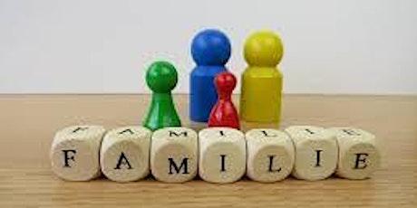 Nuestro lugar en la familia (conferencia online) entradas
