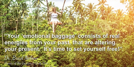 Letting go of emotional baggage for optimal health - the Emotion Code tickets