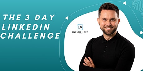 The 3 Day LinkedIn Challenge! tickets
