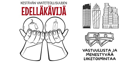 Vastuullisen liiketoiminnan tulevaisuus - suomalaiset suunnannäyttäjinä tickets