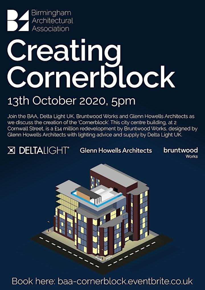 Creating Cornerblock image