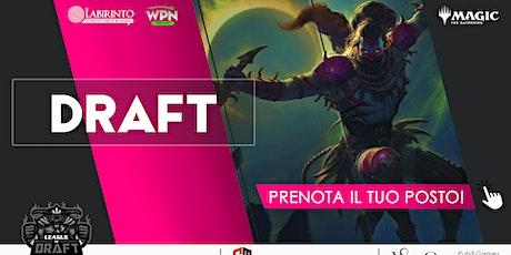 "DRAFT ""Rinascita di Zendikar"" | Mercoledì - h 21:00 biglietti"