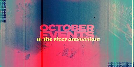 Sunday's at the River Amsterdam - October tickets