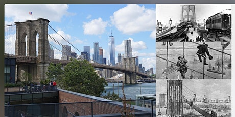A Brief History of the Brooklyn Bridge Interactive Webinar tickets