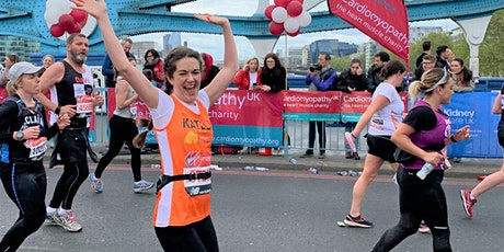 Maggie's charity place application form - Virgin Money London Marathon 2021 tickets